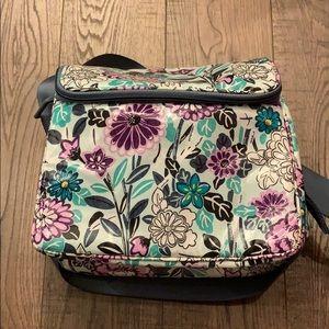 New Vera Bradley Stay Cooler bag. Penelope Garden